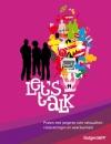 Dvd en handleiding 'Let's talk'